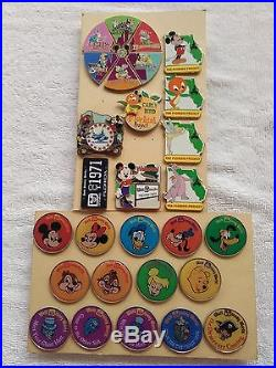 192E Disney Florida Project Event 28 pin lot, Limited Edition & Limited Release