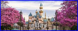 $1,192 Family of 4 Disneyland Package Hotel & Disney Tickets