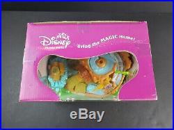 2003 Disney Theme Parks Splash Mountain Playset Mini Figures Keys To Magic Rare