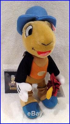 2008 Steiff Disney World Teddy Bear & Doll Weekend Jiminy Cricket
