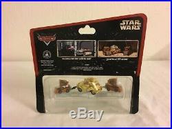 2013 Disney Exclusive Theme Park Star Wars Pixar Cars (Bundle)