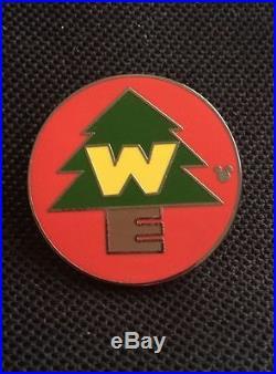 2013 Hidden Mickey Pixar Up Wilderness Explorer Badge Completer Disney Pin