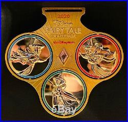 2020 Walt Disney Princess Half Marathon Finisher Medal Set 4 Medals