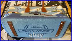 2021 Disney Parks Dooney & Bourke Skyliner Themed Tote Purse Side Bag NEW