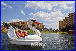 4 Days 3 Nights In A Resort Studio Villa & 2 Walt Disney World Tickets Orlando