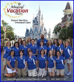 5N/6D Walt Disney World Polynesian All Inclusive Pkg $3,742.76 Sept 11-16, 2016