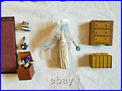 (5) Disney HAUNTED MANSION Loose Action Figure Playsets Theme Park Attraction