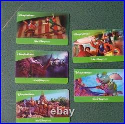 5 Disney Theme Park Tickets withpark hopper