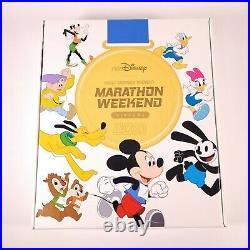 6 Disney World Marathon Weekend Dopey Challenge Metals New