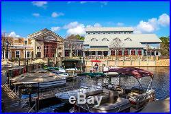 6 Night Disney's Port Orleans Riverside Package $4,287.46 February 7-13, 2016