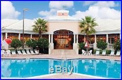 7 Day Disney / Orlando Luxury 2 Bedroom Condo Resort Sleeps 8