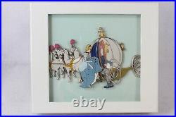 A5 Disney Auctions LE 100 Pin Super Jumbo Cinderella Coach Carriage