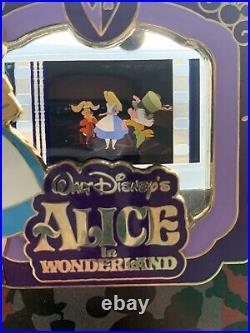 A Piece of Disney Movies PODM LE Pin Alice in Wonderland Very Rare Scene