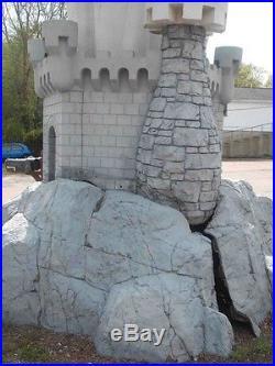 Amusement/Theme Park Enchanted Castle Fiberglass-Retail, Disney, Golf, Restaurant