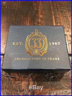 CLUB 33 Disney 50th ANNIVERSARY CELEBRATION PIN LADY AND TRAMP 1967 2017 LE 500