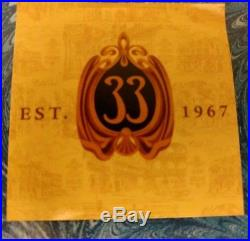 Club 33 50th Anniversary Challange Coin