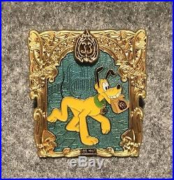 Club 33 Disneyland Limited Edition 50th Anniversary Pin for October, Pluto