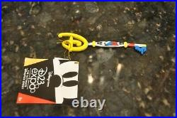 D23 Expo 2019 Disney Store Mickey And Minnie Limited Edition Key
