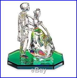 DISNEY PARKS Cinderella and Prince Charming Figurine by Arribas WDW NEW