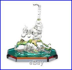 DISNEY PARKS Winnie the Pooh and Tigger Figurine by Arribas Walt Disney World