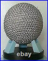 DISNEY WDW 2000 Epcot Spaceship Earth Celebrate the Future Display Figure Statue
