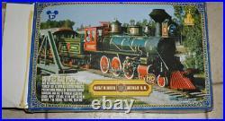 DISNEY WORLD / LAND HO Scale TRAIN Model Railroad THEME PARK COLLECTION