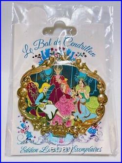DLP Disneyland Paris Mini Jumbo Pin Cinderella Ball Event Lady Tremaine LE 400