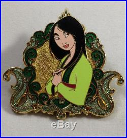 DLR Disney Girls Reveal/Conceal Mystery Collection Mulan Pin