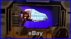 DLR Sci-Fi Academy Piece of Star Tours History Jumbo LE Disney Pin 83335