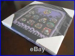 Disney 2004 Nightmare Before Christmas Doom Buddies 11 Pin Framed Set LE 500 NEW