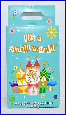 Disney 2019 Its A Small World Box Collection 12 Pin Complete Set BRAND NEW CUTE
