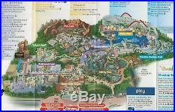 Disney 2019 Walt's railroad quarterly annual passholder Train Series Pin #1 Mint
