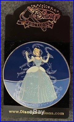 Disney Auctions Elisabete Gomes Signature Series Cinderella Pin LE /100 39959