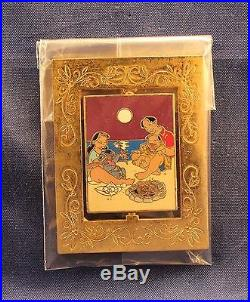 Disney Auctions Lilo and Stitch Wishes Wishing Spinner LE 100 Pin