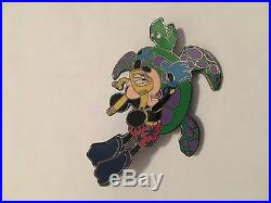 Disney Auctions Underwater (6 Pin Set) LE 100