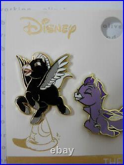 Disney BoxLunch Loungefly BABY PEGASUS 5 PIN SET Fantasia Pony Horses Flying HTF
