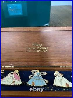 Disney Cinderella Limited Edition Collector Pins Set