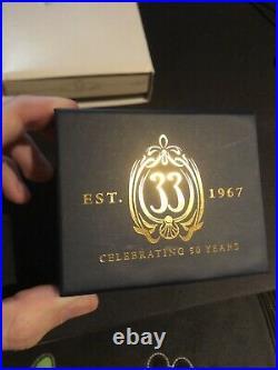 Disney Club 33 50th Tiana Princess & the Frog Boxed LE 500 Pin