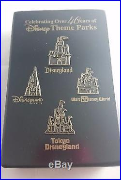 Disney Collectible Watch Celebrating over 40 years of Disney theme parks, NEW