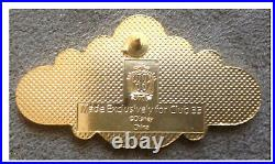 Disney Collector Pin Club 33 Disneyland Press Gift for 50th Anniversary 2005