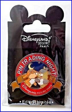 Disney DLRP Disneyland Paris Thumper & Miss Bunny V Rare Limited Edition 400 pin