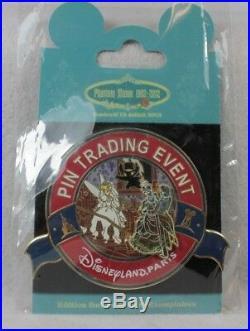 Disney DLRP Phantom Manor Event Jumbo Pin Trading Tinker Bell Stitch 239/400