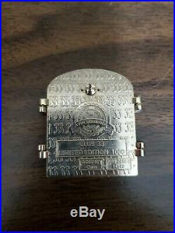 Disney DLR Club 33 RE Opening Gates And Logo LE 1000 PIN