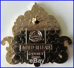 Disney DLR Disney Girls Reveal/Conceal Mystery Collection Belle Pin LTD