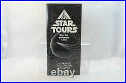 Disney DLR Disneyland 1987 Cast Premiere Star Tours Package Letter Boarding Pass