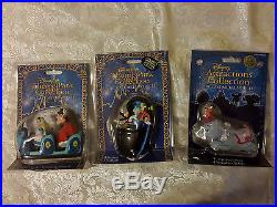 Disney Die Cast Vehicle Theme Park Collection Lot Including Alice In Wonderland