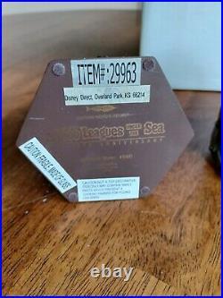 Disney Direct 20000 Leagues Captain Nemo Helmet LE 1500 ITEM 29963 NEW IN BOX