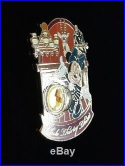 Disney Disneyland Club 33 Piece of History Trophy Room Minnie Mouse Pin 107832
