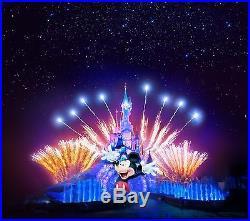 Disney, Disneyland Paris, Euro Disney 2017/18 4 Days / 3 Nights, On-site Hotels