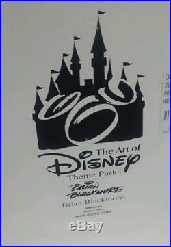 Disney Donald Duck Chip Dale Big Figure Ice Cream Art of Disney Theme Parks